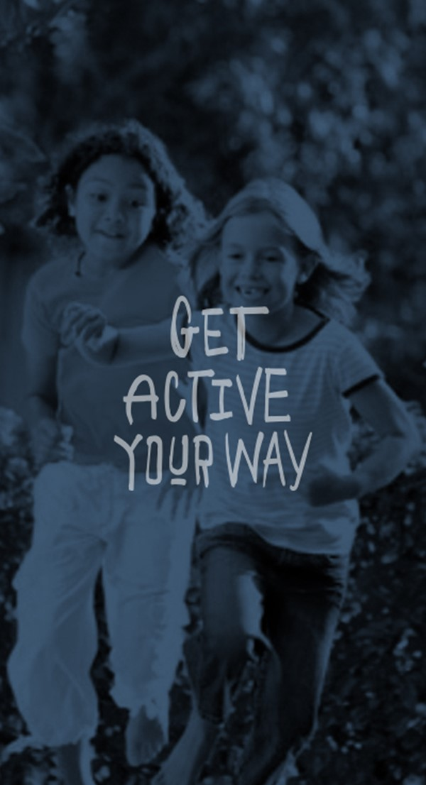 Get Active Your Way Side image