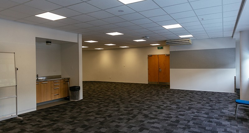Allan Brewster venue hire room
