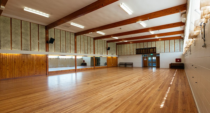 Manurewa Leisure Centre Hall space