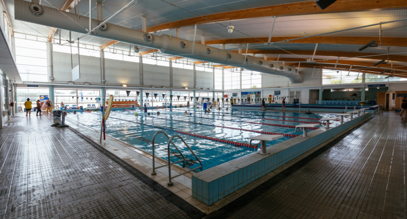 pool complex at papatoetoe centennial pool