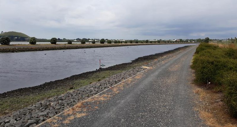 Māngere Foreshore Path